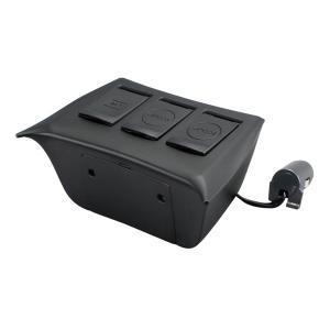 プリウス 50系 ZVW50 PHV対応 電源BOX 車種専用設計 携帯 スマホ 充電 アクセサリーソケット USBポート Prius ヤック SY-P8|hotroadparts