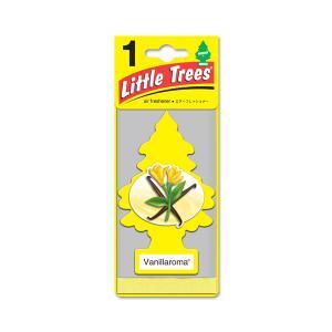 メール便可|芳香剤 リトルツリー Little Trees バニラロマ 吊り下げタイプ/バドショップ:10105|hotroadparts