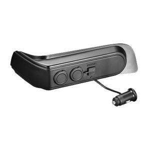 車種専用設計 増設電源ユニット セレナ用 ブラック カーソケット2口5A USB2ポート2.4A 最大5A カーメイト/CARMATE NZ572|hotroadparts