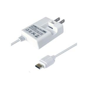 AC充電器 microUSB 2.4A ホワイト 急速充電 スマホ タブレット コンセント用充電器 家庭用電源 USB 2m カシムラ AC-003 hotroadparts