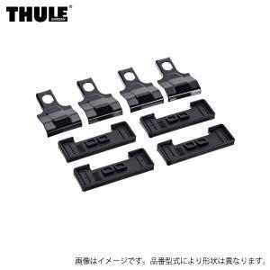 車種別取付キット ホンダ フィット FIT GK系/GP系 H25/9〜 HONDA キャリア THULE/スーリー KIT5152|hotroadparts