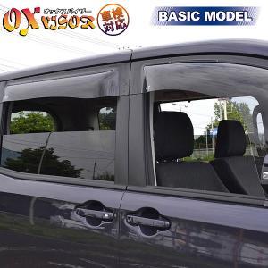 ベーシックモデル リア ムーヴ/MOVEキャンバス LA800S・LA810S OXバイザー OXR-713 hotroadparts