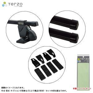 キャリア 車種別セット H23.12〜 N BOX/N BOX+ JF1/2 テルッツォ/Terzo:EF14BLX+EB1+EH400&EA19|hotroadparts