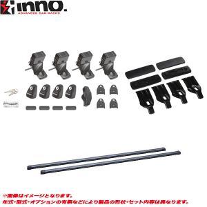 キャリア車種別セット トール M900S/M910S   H28.11〜  INNO/イノー INSUT + IN-B137 + K491 hotroadparts