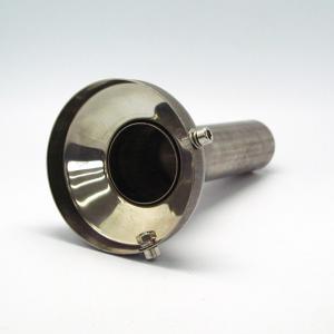 ブレイス SUSマフラーインナーサイレンサー100φ用 消音 BG-828/マフラー出口100φ/|hotroadtirechains