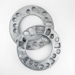HKB シルバー ホイールスペーサー 10mm PCD100 PCD114.3 4穴 5穴 2枚入 HKWS10|hotroadtirechains