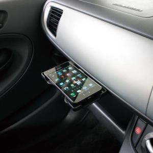 スマートフォン iPhoneをサァと置くだけのトレイ 車用/ナポレックス Fizz-898|hotroadtirechains