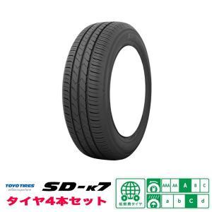 SD-k7 軽自動車 コンパクトカー用 夏タイヤ 155/65R13 4本セット トーヨー / TOYO|hotroadtirechains