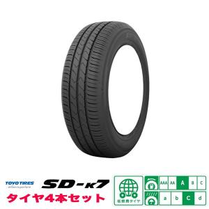SD-k7 軽自動車 コンパクトカー用 夏タイヤ 145/70R12 4本セット トーヨー / TOYO|hotroadtirechains