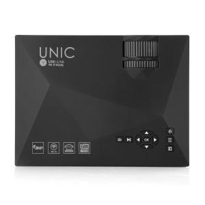 家庭用 ホームシアター UC46 LEDプロジェクター 1080P HD WIFI 1200ルーメン 【アウトレット】|hotstyle|02
