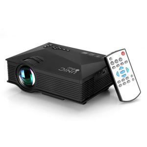 家庭用 ホームシアター UC46 LEDプロジェクター 1080P HD WIFI 1200ルーメン 【アウトレット】|hotstyle|05