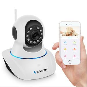 VStarcam C7838 Wi-Fi セキュリティIPカメラナイトビジョンオーディオ録音監視ネットワーク ベビーモニター
