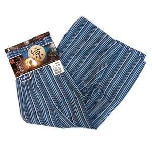 LLサイズは、Mサイズ、Lサイズと価格が異なります。  夏の室内着やズボン下にオシャレで快適なステテ...