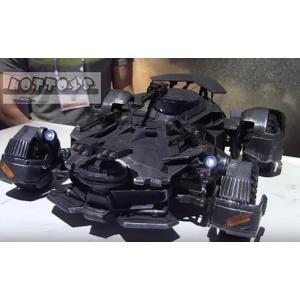 巨大 超精密 ラジコン バットモービル ジャスティスリーグ/ バットモービル バットマン  ラジコンカー 予約商品