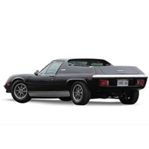 全長50cm 超精密 ミニカー 1/8 巨大超精密 1975 ロータス・ヨーロッパ TYPE74 JPS 黒  限定予約商品|hottoys-c2|02