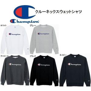 Champion チャンピオン 新作 メンズ トレーナー スウェットトレーナー クルーネックスウェットシャツ ベーシック C3-H004|houchikuya