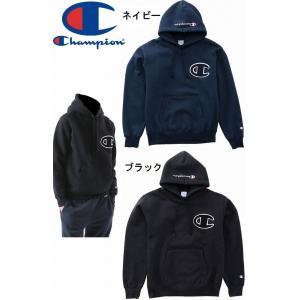 champion チャンピオン 17FW 新作 メンズ パーカー プルオーバースウェットパーカー アクションスタイル C3-L119|houchikuya