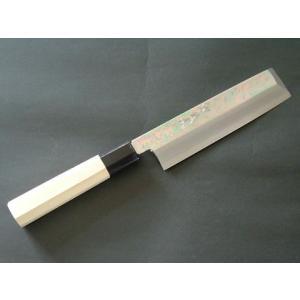 如銀鳳 東型薄刃 195mm(特別誂え仕様) houcho