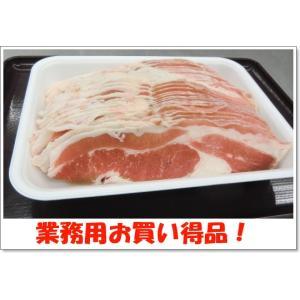 牛バラスライス 赤身 メキシコ産 業務用お買得品|houeisapporo