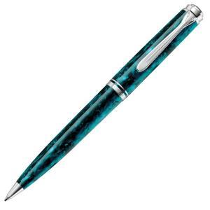 即納可能 ペリカン 特別生産品 スーベレーン K805 オーシャンスワール ボールペン|hougado