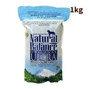ドッグフード アレルギー ダイエット ナチュラルバランス リデュースカロリー 1kg 犬のエサ