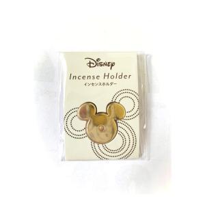 ディズニー disney ミッキー型 インセンスホルダー お香立て 線香立て |hourin-shop