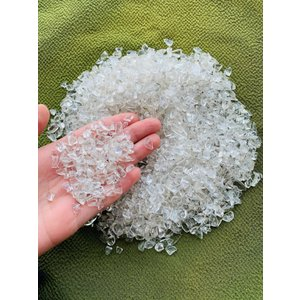 水晶 さざれ石 ヒーリングストーン 浄化 たっぷり 500g hourin-shop