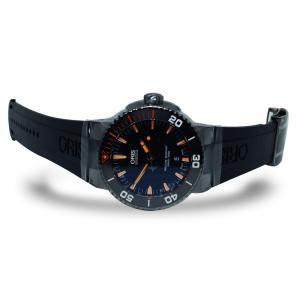 オリス ORIS 腕時計 メンズ アクイス デイト 73376534259R