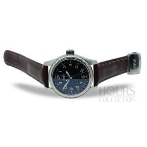 自動巻きの腕時計を創り続けるオリスが、フランスのシャルル・ド・ゴール空母の栄誉を称え、ビッグクラウン...