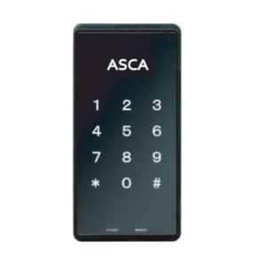 IT LOCK ASCA アイティ ロック アスカ  [ 防犯 セキュリティー 後付 暗証番号 オートロック 電子錠 電気錠 玄関 ドア 補助 デジタルロック ピッキング対策]|housedoctor