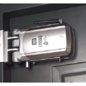 鍵穴のないリモコンドアロック LOCKEY ロッキー ピッキング対策 防犯対策 防犯 鍵 セキュリティー 電気錠 電子錠 賃貸 玄関 後付 補助錠 無線|housedoctor
