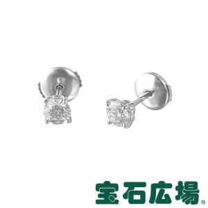 ダイヤモンド ジュエリー 宝石広場オリジナル ダイヤピアス D 0.414ct/0.406ct  新品  ジュエリー houseki-h