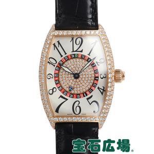 フランク・ミュラー トノウカーベックスヴェガス 5850VEGASD 中古 メンズ 腕時計|houseki-h