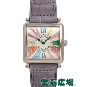 フランク・ミュラー マスタースクエア カラードリーム 6002LQZ 中古 レディース 腕時計|houseki-h
