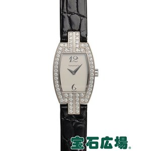 ティファニー トノーカクテルウォッチ Z0093.10.40X21A40B 中古 レディース 腕時計|houseki-h
