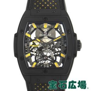 ウブロ マスターピース MP−06 セナ オールブラック 世界限定41本 906.ND.0129.VR.AES12 中古 メンズ 腕時計|houseki-h