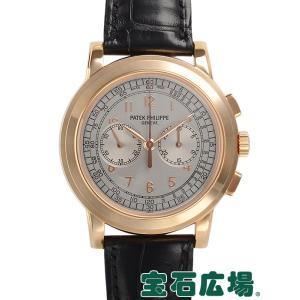 パテック・フィリップ クロノグラフ 5070R 中古 未使用品 メンズ 腕時計