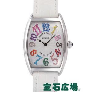 フランク・ミュラー トノウカーベックス マジックカラー 2852QZ MAG COL 中古 メンズ 腕時計|houseki-h