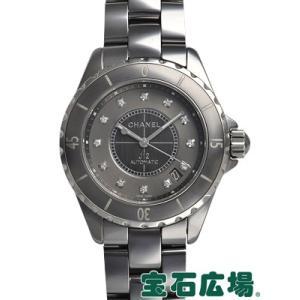 シャネル J12 クロマティック 38 H3242 中古 メンズ 腕時計|houseki-h