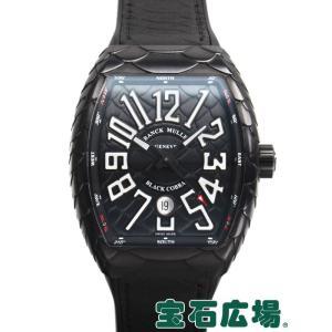 フランク・ミュラー ヴァンガード ブラックコブラ V45SCDTNR BLACK COBRA 中古 メンズ 腕時計|houseki-h