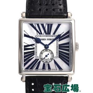 ロジェ・デュブイ ゴールデンスクエア G43 14 0/GN1G.7AR 中古 メンズ 腕時計|houseki-h