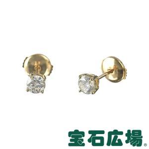 ダイヤモンド ジュエリー 宝石広場オリジナル ダイヤ ピアス D 0.344ct / 0.378ct  新品  ジュエリー|houseki-h