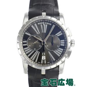ロジェ・デュブイ エクスカリバー クロノグラフオートマティック42 RDDBEX0387 中古 メンズ 腕時計|houseki-h