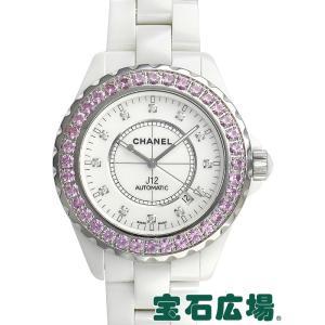 シャネル J12 42 H2011 中古 メンズ 腕時計|houseki-h