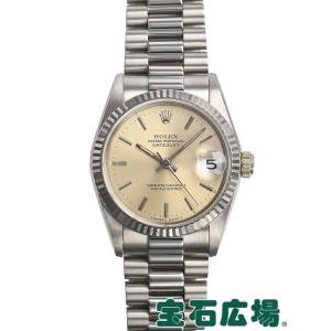 ロレックス オイスターパーペチュアル デイトジャスト 68279 中古 ユニセックス 腕時計 houseki-h
