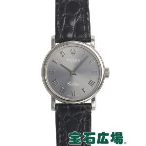 ロレックス チェリーニ 6110/9 中古 レディース 腕時計|houseki-h