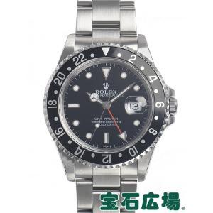 ロレックス ROLEX GMTマスターI 16700 中古  メンズ 腕時計