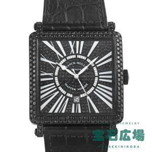 フランク・ミュラー FRANCK MULLER マスタースクエア 6000KSCDT NR D CD 中古  メンズ 腕時計|houseki-h