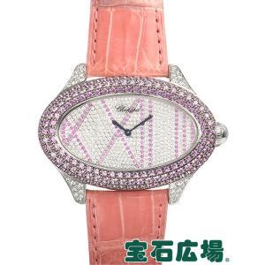 ショパール CHOPARD Montres Dame Cat Eye 13/7146 中古 レディース 腕時計|houseki-h