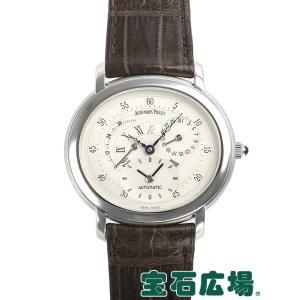 オーデマ・ピゲ AUDEMARSPIGUET ミレネリー デュアルタイム  中古  メンズ 腕時計|houseki-h
